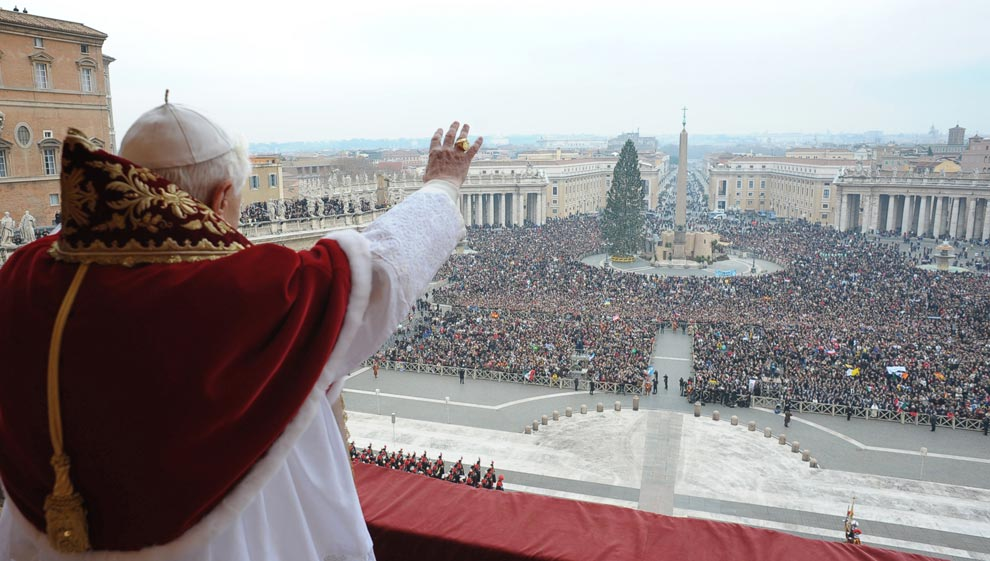 Bendicion papal