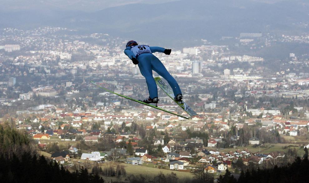 Salto de esqui