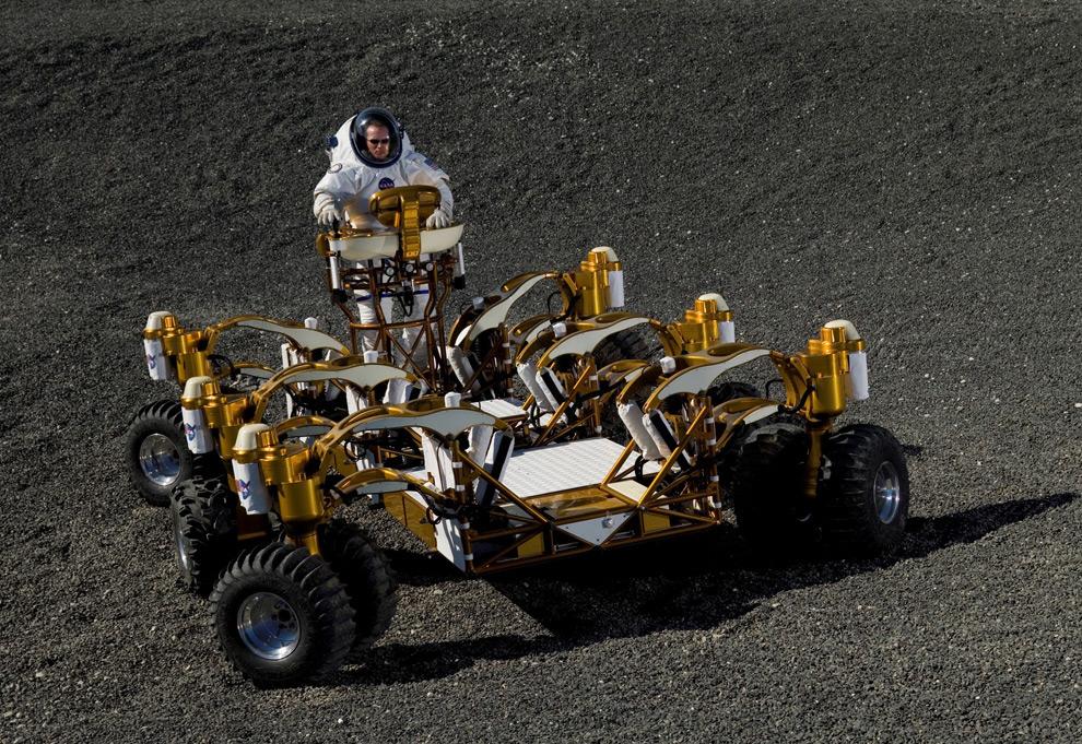 Vehiculo Lunar