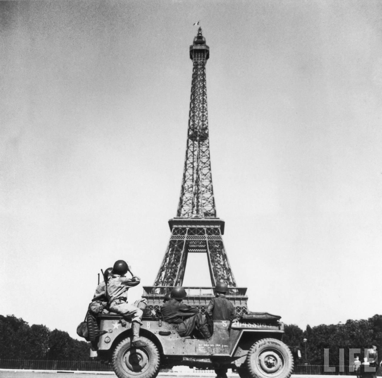 Paris WWII