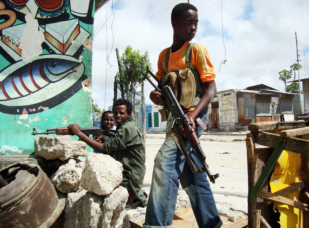 Conflicto Somali