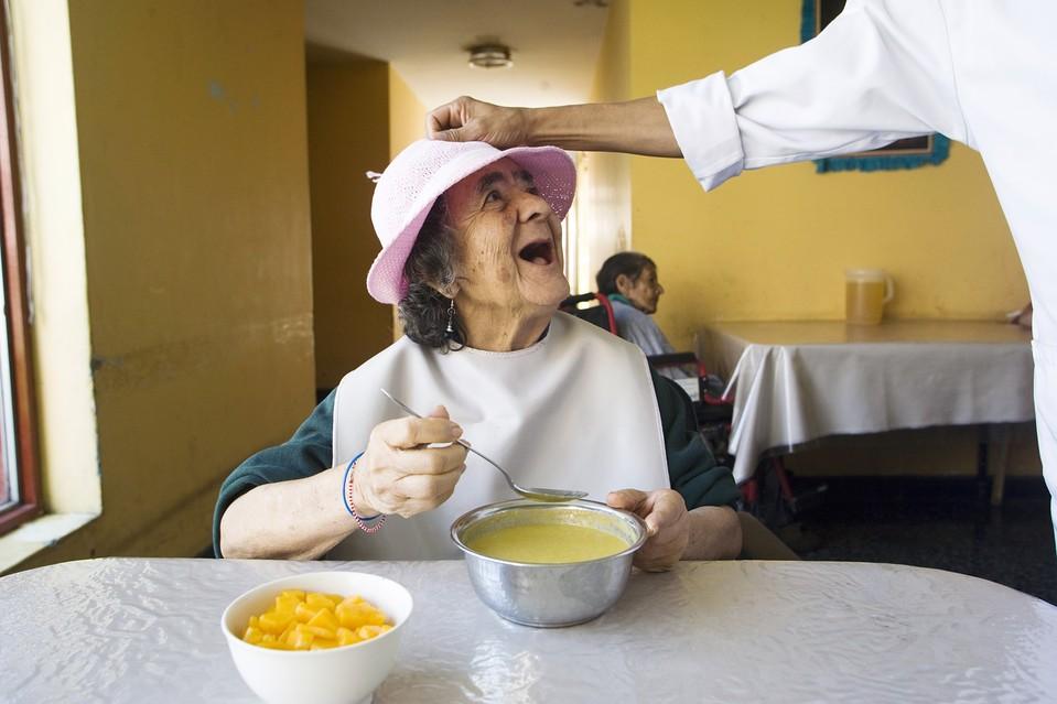 fotos de ancianas
